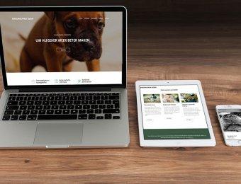 website dierenkliniek Assen