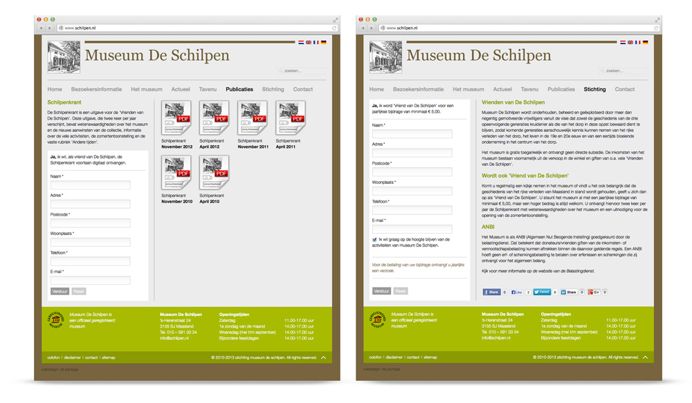 website schilpen 4