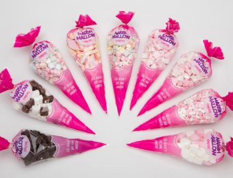 Marshmallow verpakking