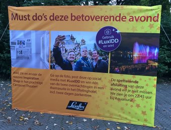 Luxaflex Dealerdag Efteling